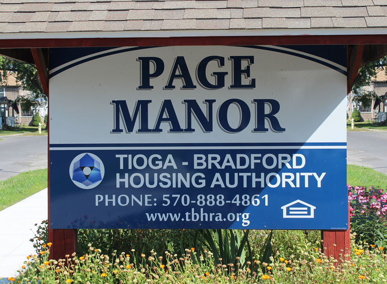 Page Manor