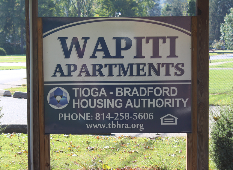 Wapiti Apartments